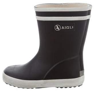 Aigle Kids' Wellington Rain Boots