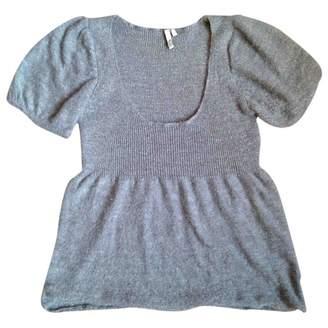 IRO Silver Wool Knitwear for Women