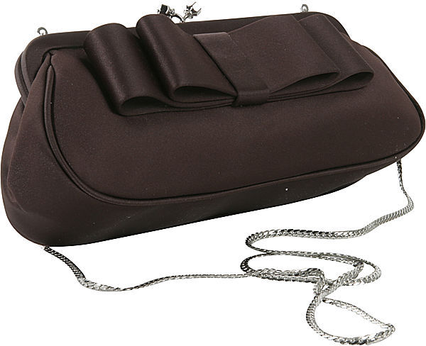 Aspects Bow Clutch With Chain Strap