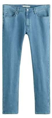 Mango man MANGO MAN Slim-fit light wash Patrick jeans
