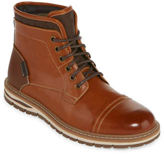 Jf J.Ferrar Mens Neeson Lace-up Boots
