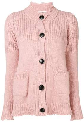 Dondup knitted button cardigan