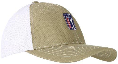 PGA Tour Men's CD-X Mesh Cap