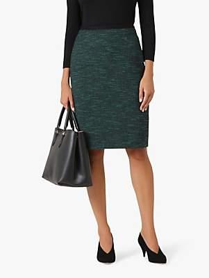 Hobbs Felicia Skirt, Green