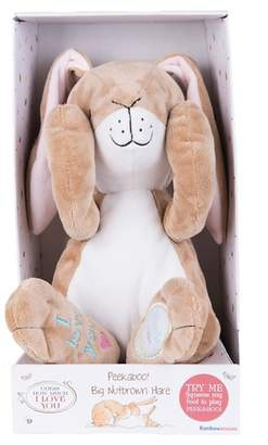 Beatrix Potter Guess How Much I Love You - Peekaboo Big Nutbrown Hare