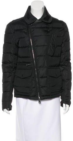 MonclerMoncler Blier Puffer Coat