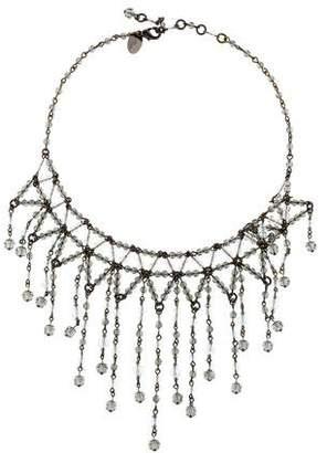 Erickson Beamon Beaded Collar Necklace