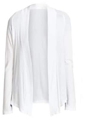 Splendid Women's Open-Front Cardigan - Black - Size XS
