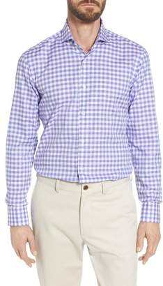 BOSS Jason Slim Fit Check Dress Shirt