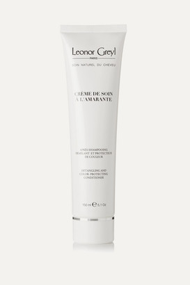 Leonor Greyl Crème De Soin à L'amarante Detangling And Color-protecting Conditioner, 150ml