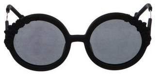Preen by Thornton Bregazzi Bouquet 2 Round Sunglasses