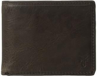 Frye Logan Slim ID Billfold Bill-fold Wallet