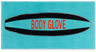 "Body Glove 80's Throwback Cotton 36"" x 70"" Surfoboard-Print Beach Towel Bedding"