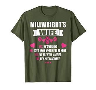 Millwright Shirts - Millwright Wife Shirt