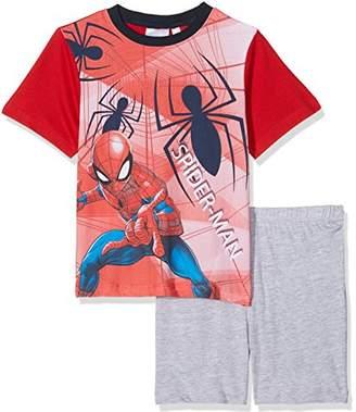 Marvel Boy's The The Amazing Spiderman Pyjama Sets