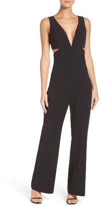 Women's Laundry By Shelli Segal Cutout Jumpsuit $195 thestylecure.com