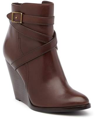 Frye Cece Wedge Heel Boot