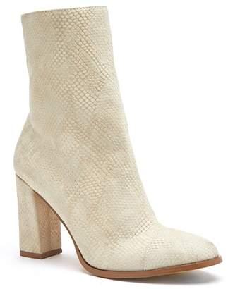 Matisse La Brea Faux Leather Bootie