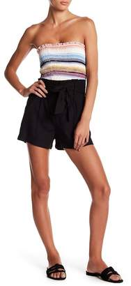 Socialite Paperbag Waist Shorts