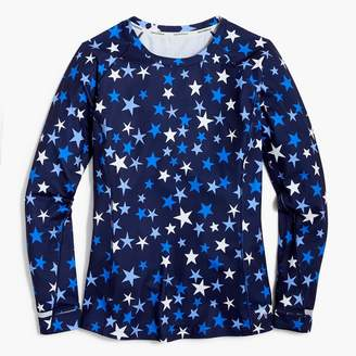 J.Crew New Balance® for in-transit long-sleeve T-shirt in stars
