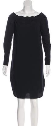 Rag & Bone Off-The-Shoulder Long Sleeve Dress w/ Tags