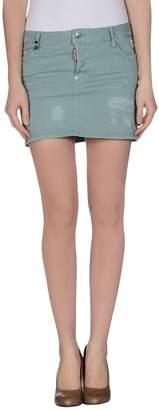 DSQUARED2 Denim skirts