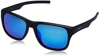 Polaroid Sunglasses Men's Pld3019s Polarized Rectangular Sunglasses
