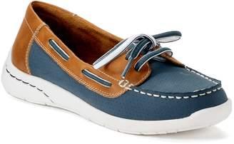 Croft & Barrow Women's Ortholite Boat Shoes