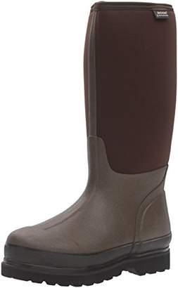 Bogs Men's Rancher Waterproof Industrial Work Rain Boot