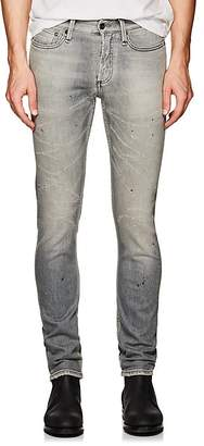 Denham Jeans the Jeanmaker THE JEANMAKER MEN'S RAZOR DISTRESSED SLIM JEANS