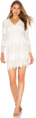 WAYF White Shores Wrap Dress $121 thestylecure.com