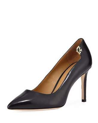 Tory Burch Elizabeth Smooth Leather Pumps