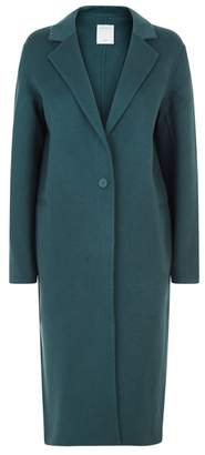Sandro Oversized Wool Coat