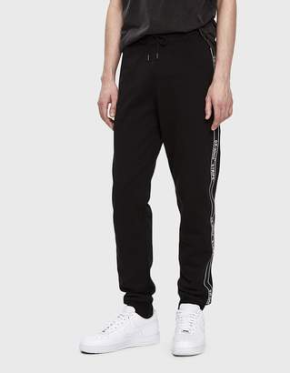 Off-White Off White Stripe Sweatpants