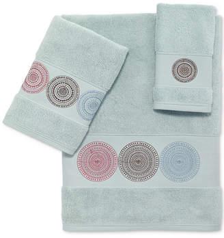 Avanti Emmeline Cotton Embroidered Bath Towel Bedding