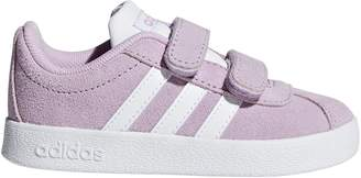 adidas Kid's VL Court 2.0 CMF Tennis Shoes