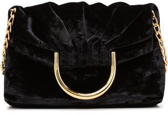 Stella McCartney Nina Small Bag With Chain Velvet