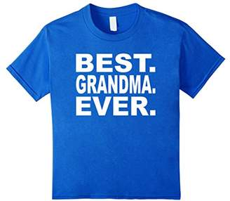 DAY Birger et Mikkelsen Best Grandma Ever Grandparent's T-Shirt