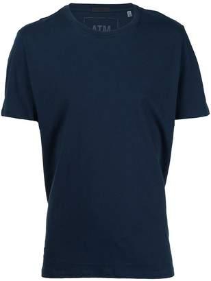 ATM Anthony Thomas Melillo classic jersey crew neck T-shirt