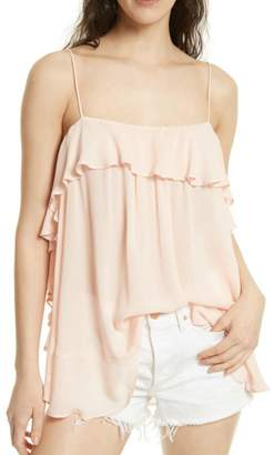 Free People Cascades Pink Cami