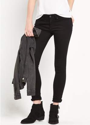 Levi's 711 Skinny Jean - Black