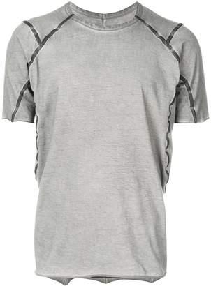 Isaac Sellam Experience insert detail T-shirt