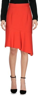 Les Copains Knee length skirts - Item 35327535XM