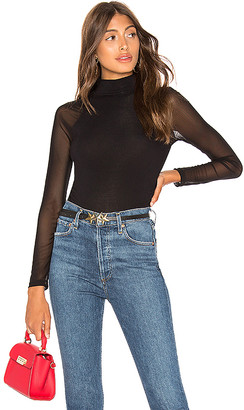 Generation Love Joelle Mesh Top