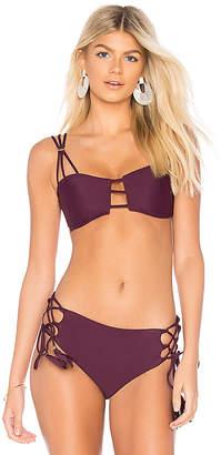 Mia Marcelle Reina Bikini Top
