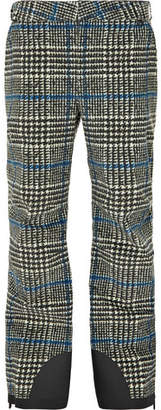 Moncler Genius Houndstooth Stretch-Cotton Tweed Ski Trousers