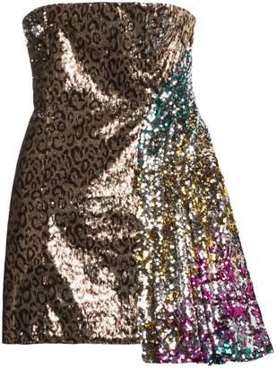 DAY Birger et Mikkelsen Halpern sequin embellished strapless dress