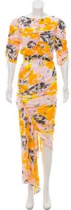 Alice McCall Silk Floral Dress