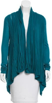 Rachel Roy Pleated Wool Sweater w/ Tags $145 thestylecure.com