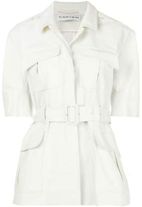 Carven short sleeved jacket